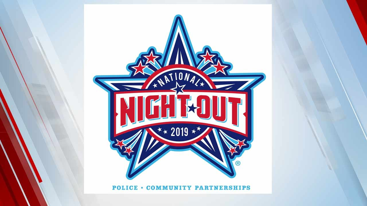 Oklahoma Communities Invited To Join Police Officers For National Night Out
