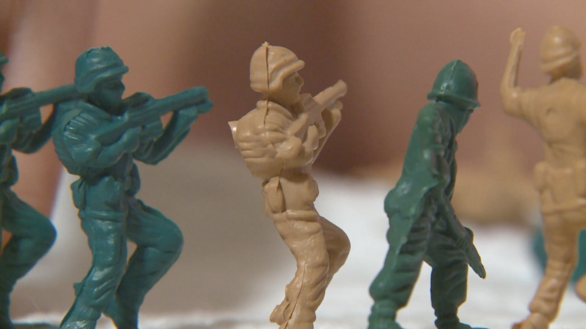 Broken Arrow Marine Corps Reserve Unit Gives Out 55,000 Toys