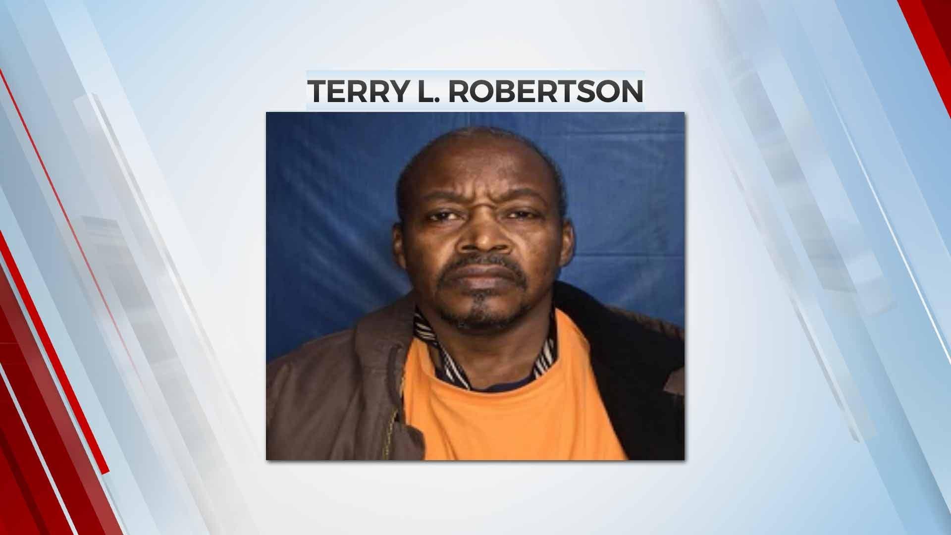 Hominy Man Accused Of Selling Methamphetamine
