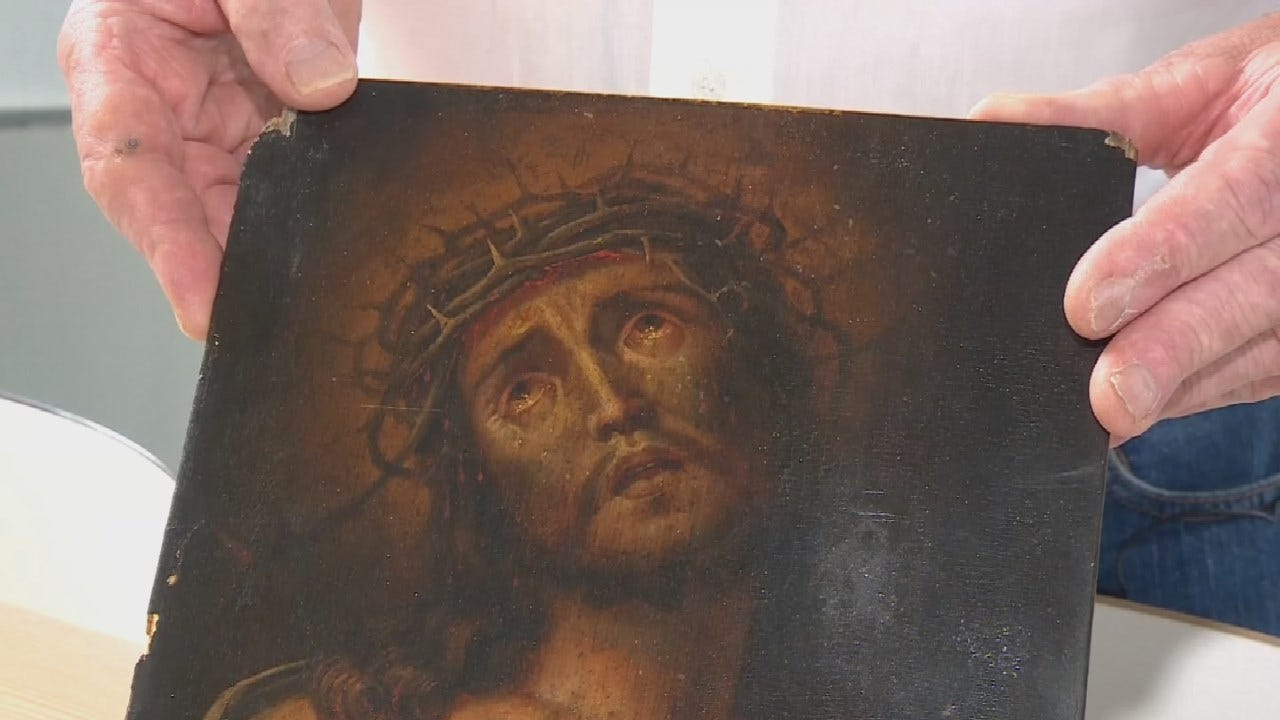 Man Unknowingly Buys Rembrandt Painting Worth Millions