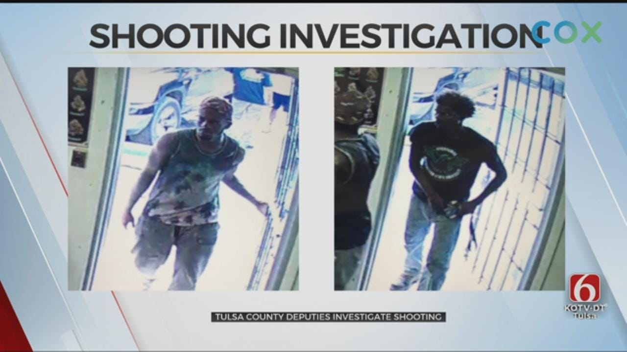 Tulsa Woman & Her Kids Shot At After Argument At Dispensary