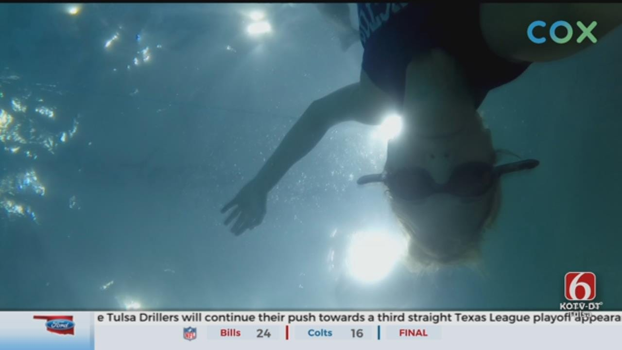 Learning To Swim With Autism