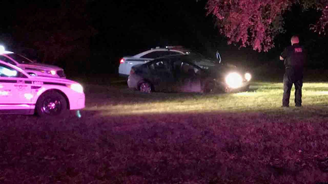 Nearly 30-Minute Chase Ends After Driver Crashes, Tulsa Police Say