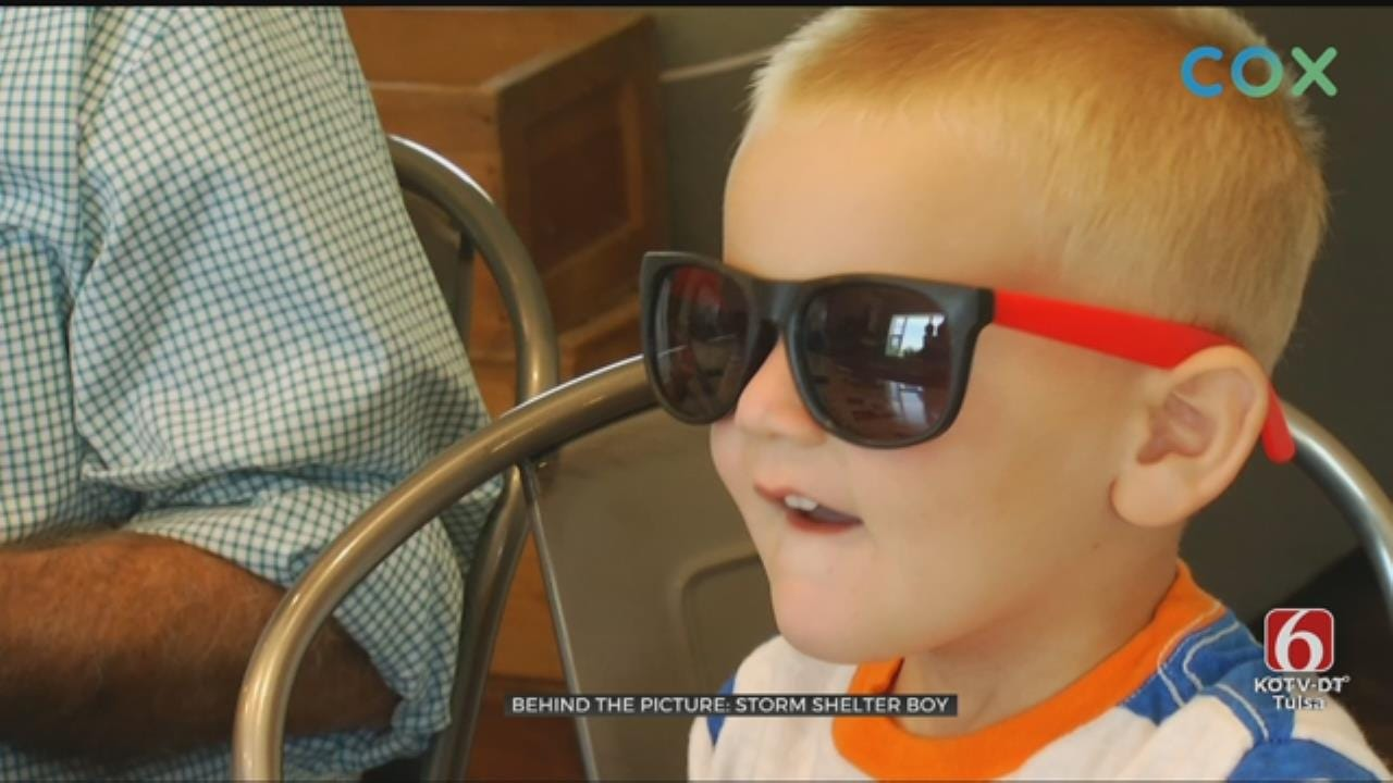 Oklahoma Boy's Photo Gains Unexpected Attention