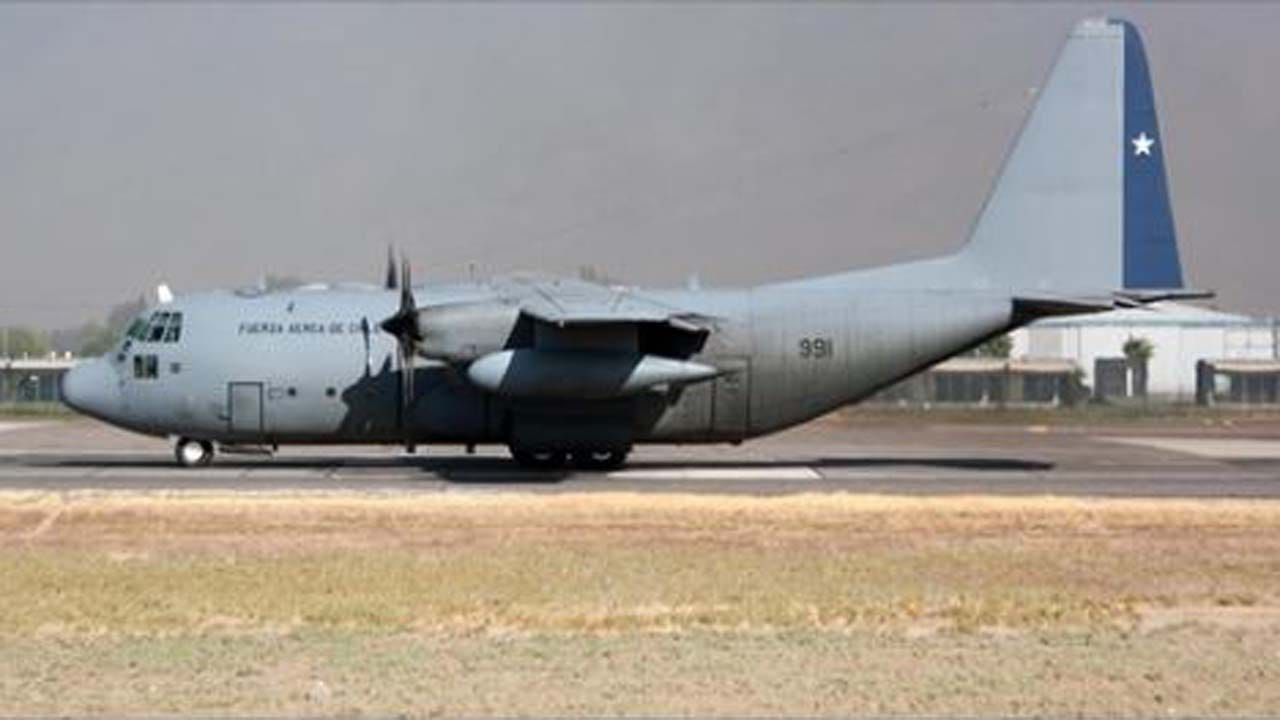 Chilean Air Force Plane Carrying 38 Believed To Have Crashed On Antarctica Flight