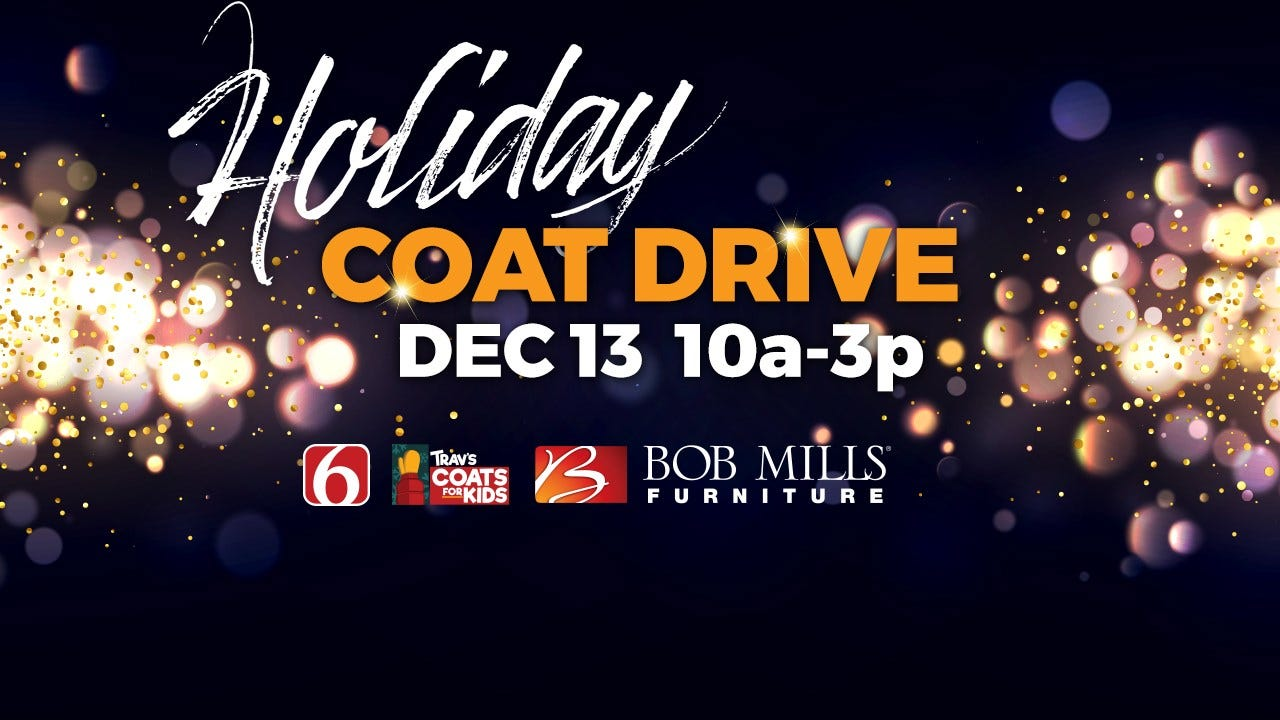Thanks To Everybody Who Donated To Coat Drive At Bob Mills
