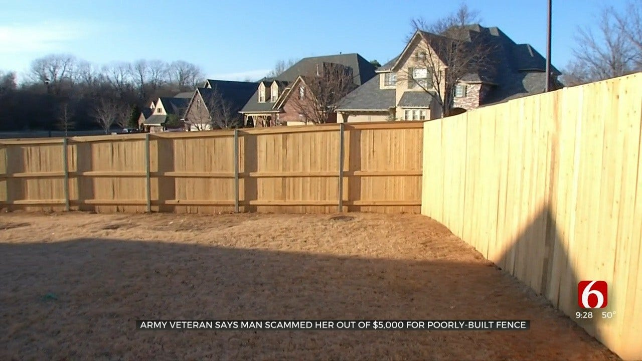 Bixby Residents Out Thousands After Contractor Scam