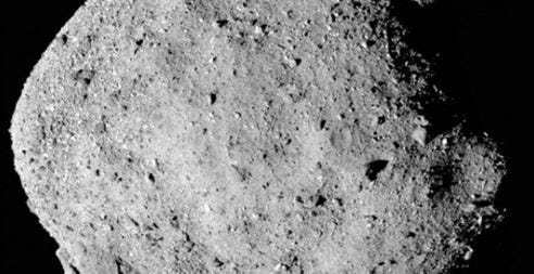 NASA Selects Site Where Probe Will Attempt To Collect Samples Of An Asteroid