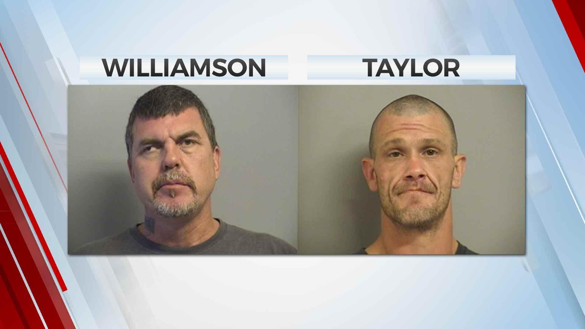 Sheriff's Office: United Aryan Brotherhood Members Sought In Death Of Tulsa Man