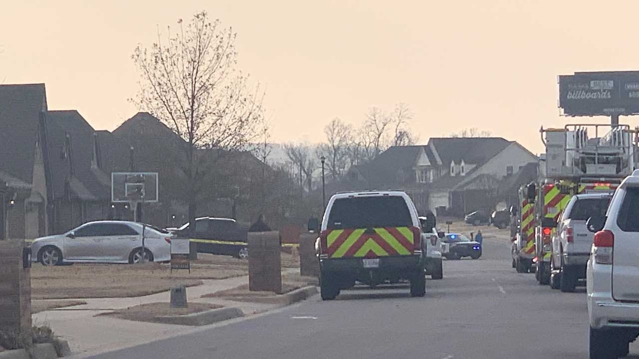 3 Dead In Apparent Double Murder-Suicide In Jenks, Police Say