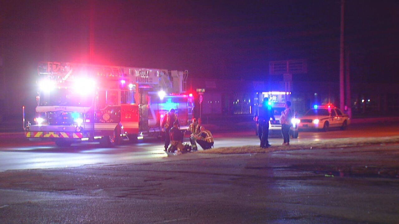 Woman Struck By Car After Attacking Person Outside Of Dispensary