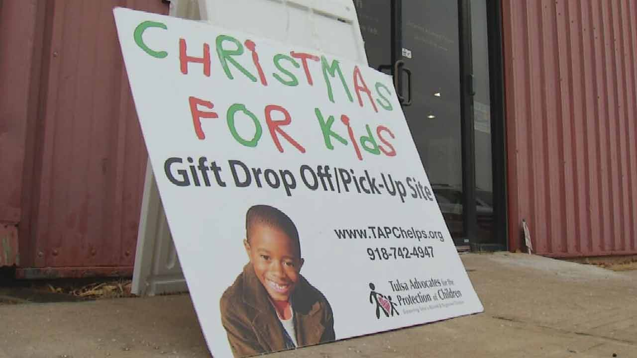 Donations Needed To Help Give Christmas To Tulsa-Area Foster Kids