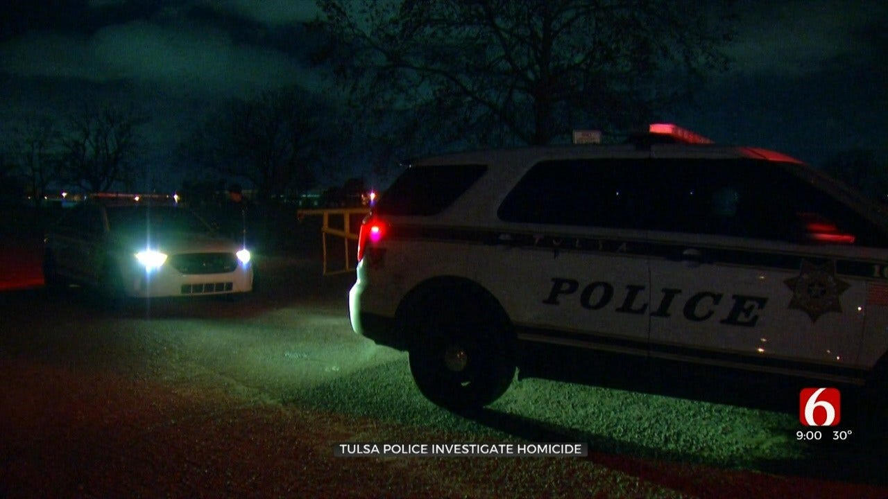 Tulsa Police Investigating Homicide After Body Found Near Soccer Field
