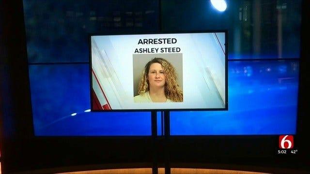 Broken Arrow Woman Arrested On Robbery Warrant