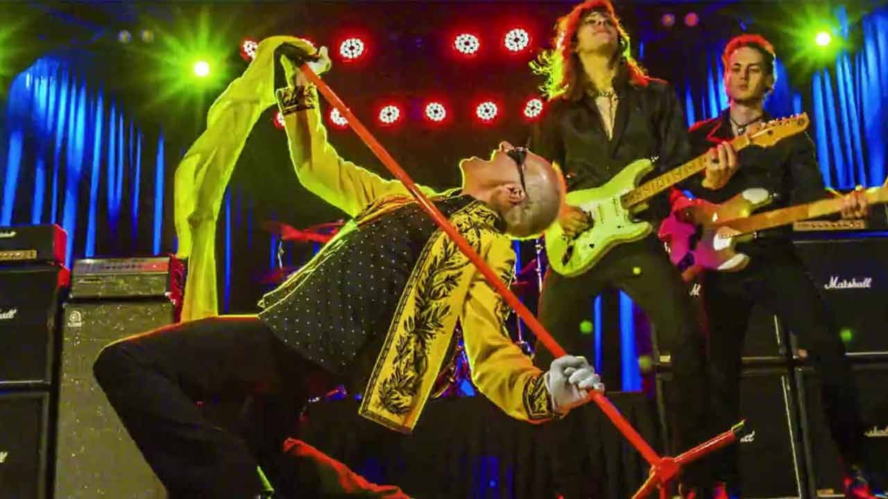 David Lee Roth To Open For Kiss During Tulsa Show