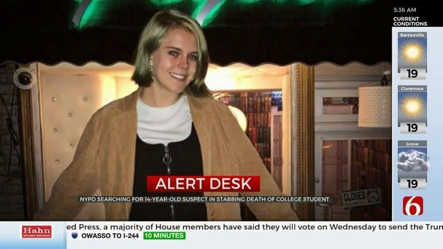 Hearing Reveals New Details In Case Of Murdered Student Tessa Majors