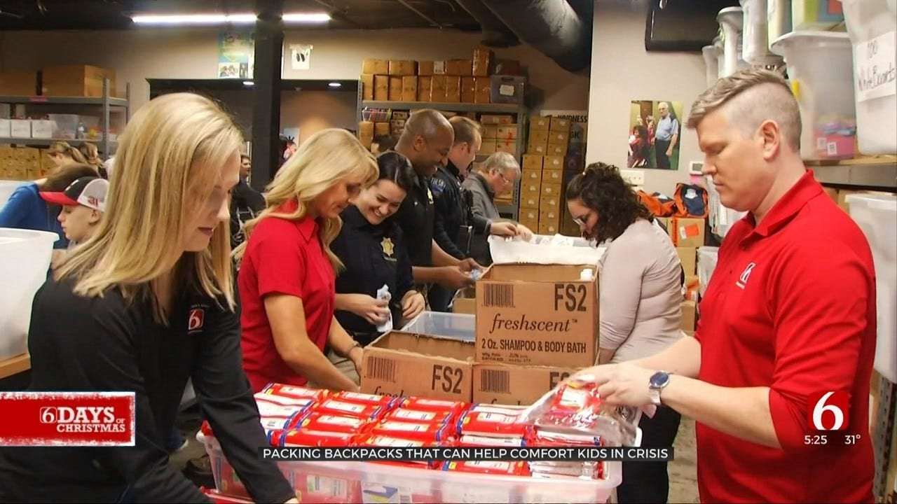 Joy In The Cause Brings Hope, Healing To Oklahomans In Crisis