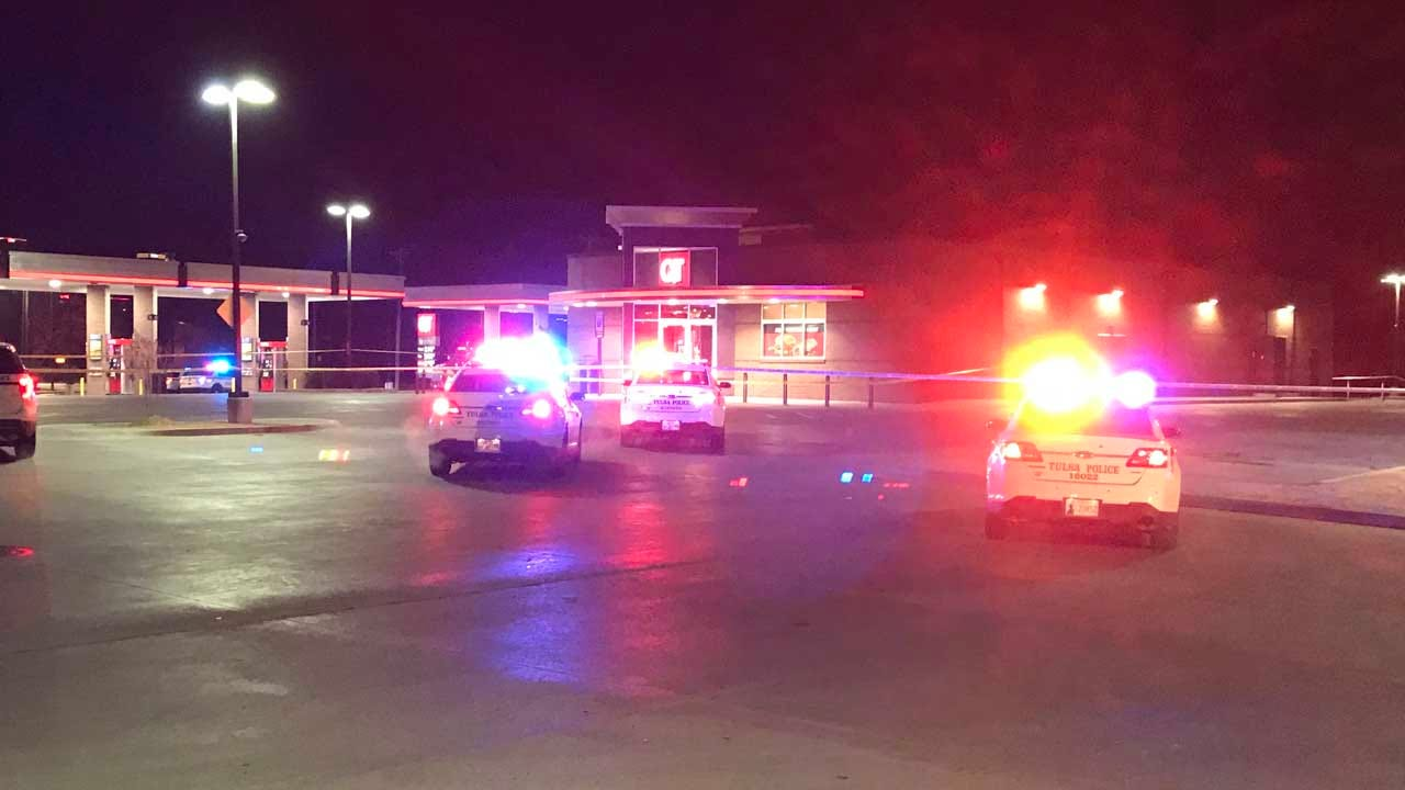 Tulsa Police: 1 Dead After Officer-Involved Shooting
