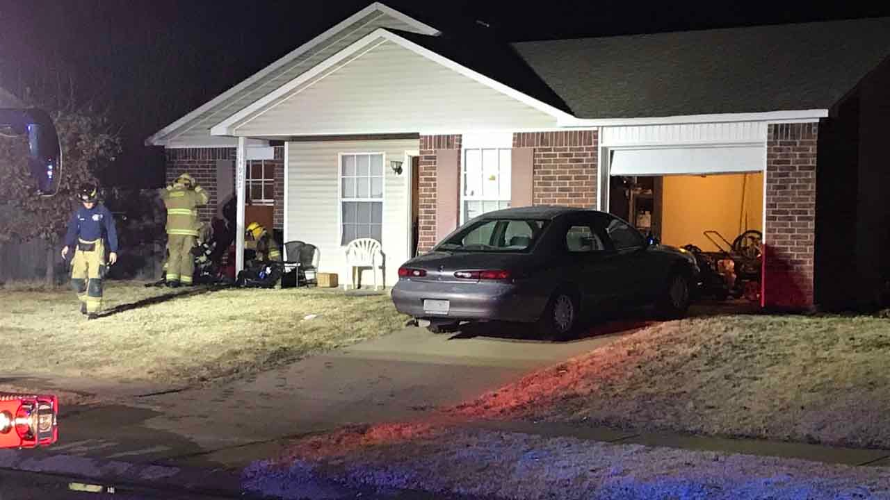 7 Forced From Home Due To Owasso House Fire