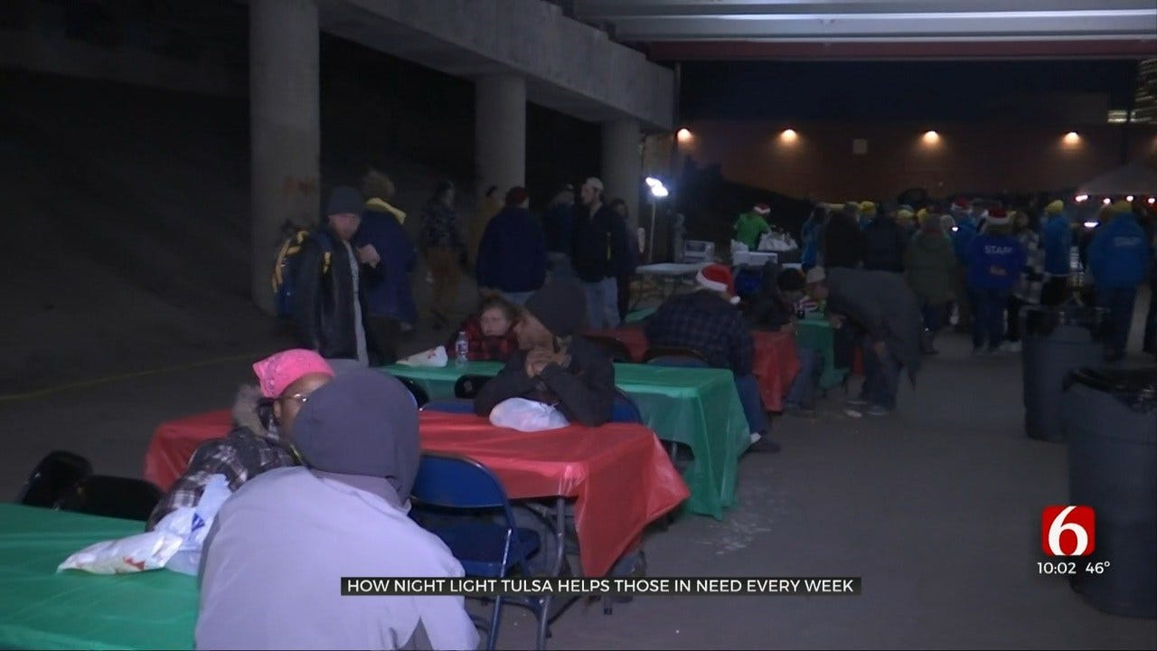 How Night Light Tulsa Helps Those In Need
