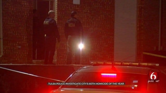Tulsa Police Say Fatal Shooting At Apartment Complex Was Self-Defense