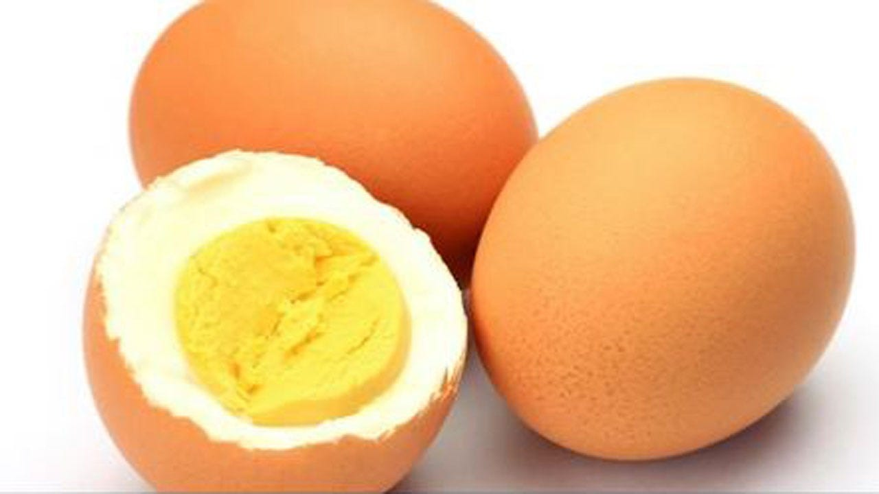 CDC Ties Deadly Listeria Outbreak To Hard-Boiled Eggs