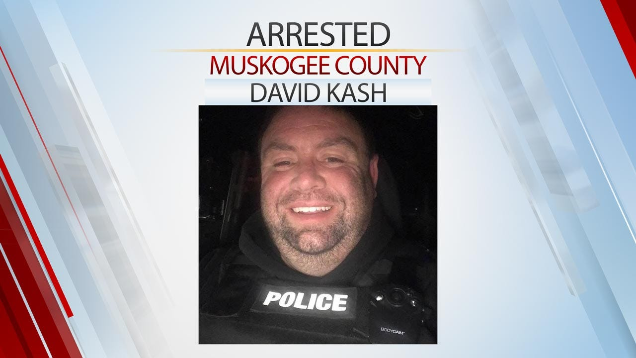 Porum Assistant Police Chief Arrested On Allegations Of Child Sex Abuse