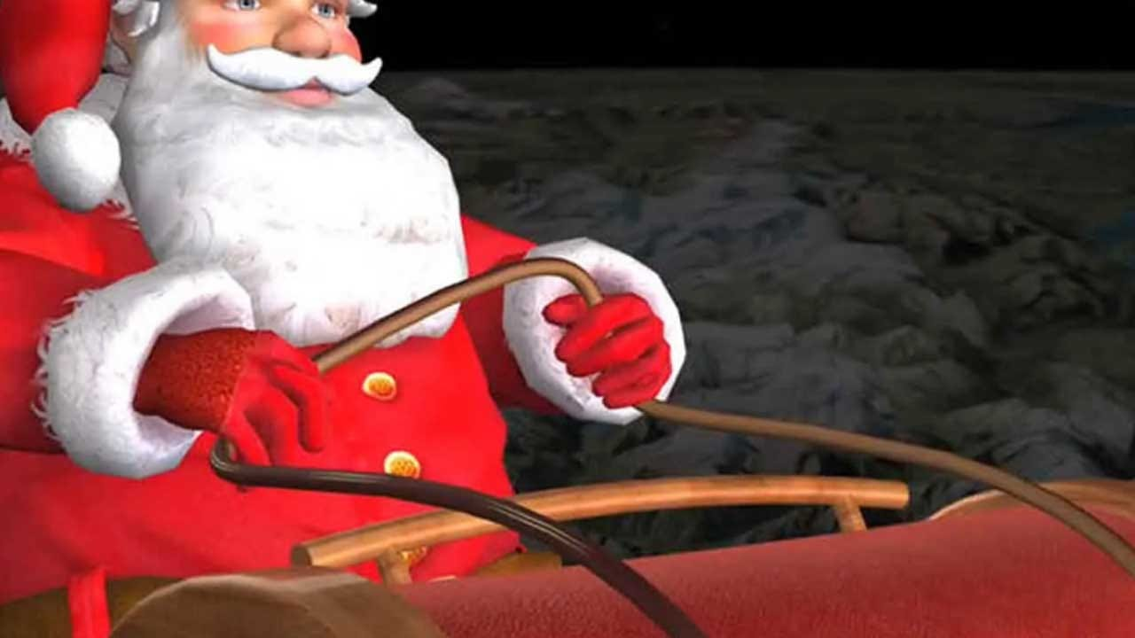 How To Track Santa As he Makes His Trip Around The World