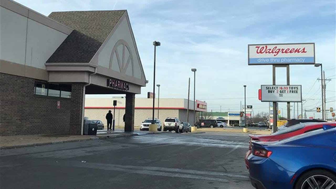 Tulsa Police Investigate After Shooting Victim Goes To Walgreens For Help
