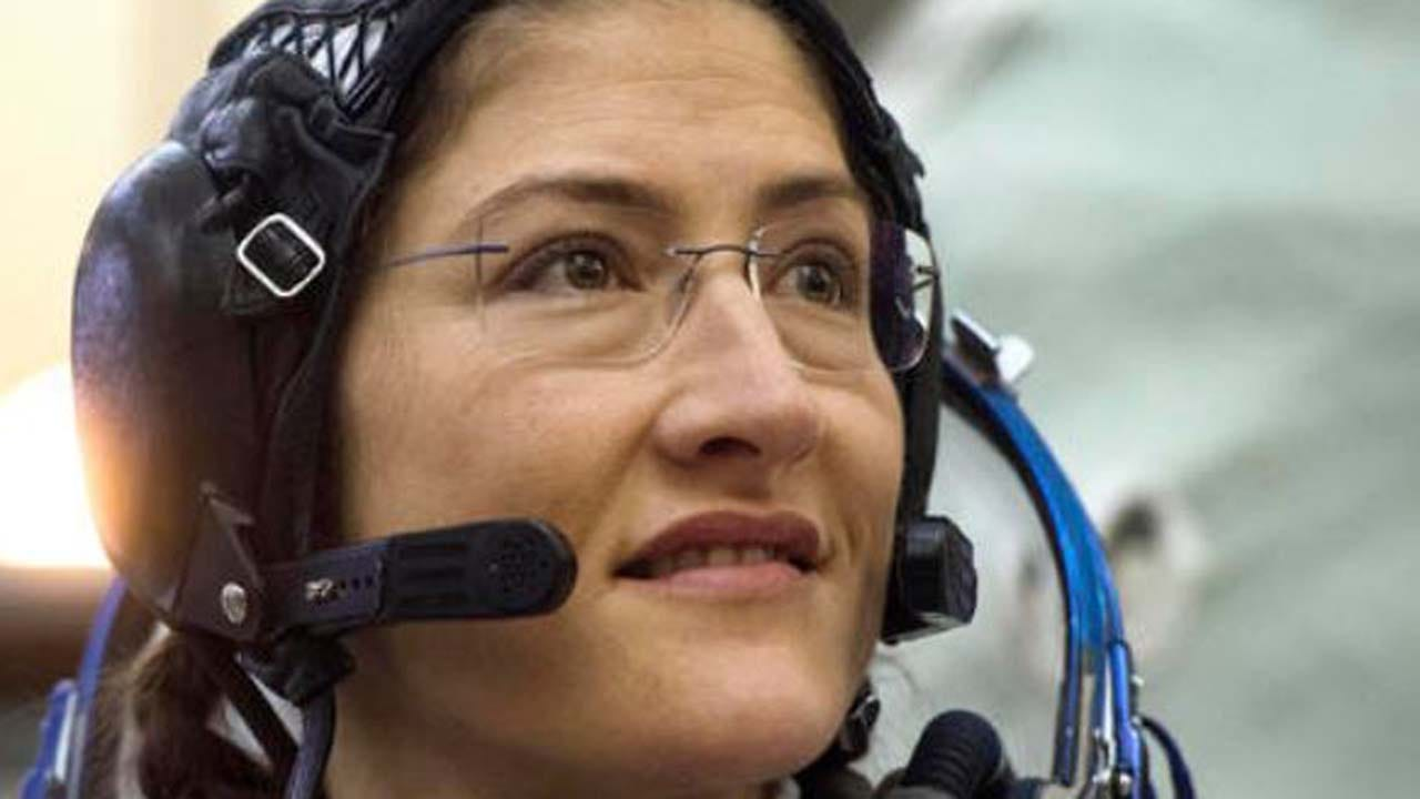 Astronaut Christina Koch Setting New Record For Longest Single Space Flight By A Woman