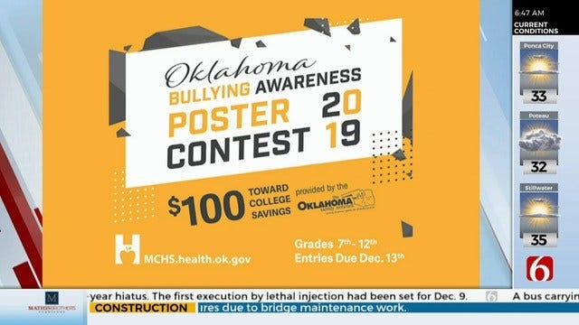 The Oklahoma Department Of Health Hosts Anti-Bullying Campaign