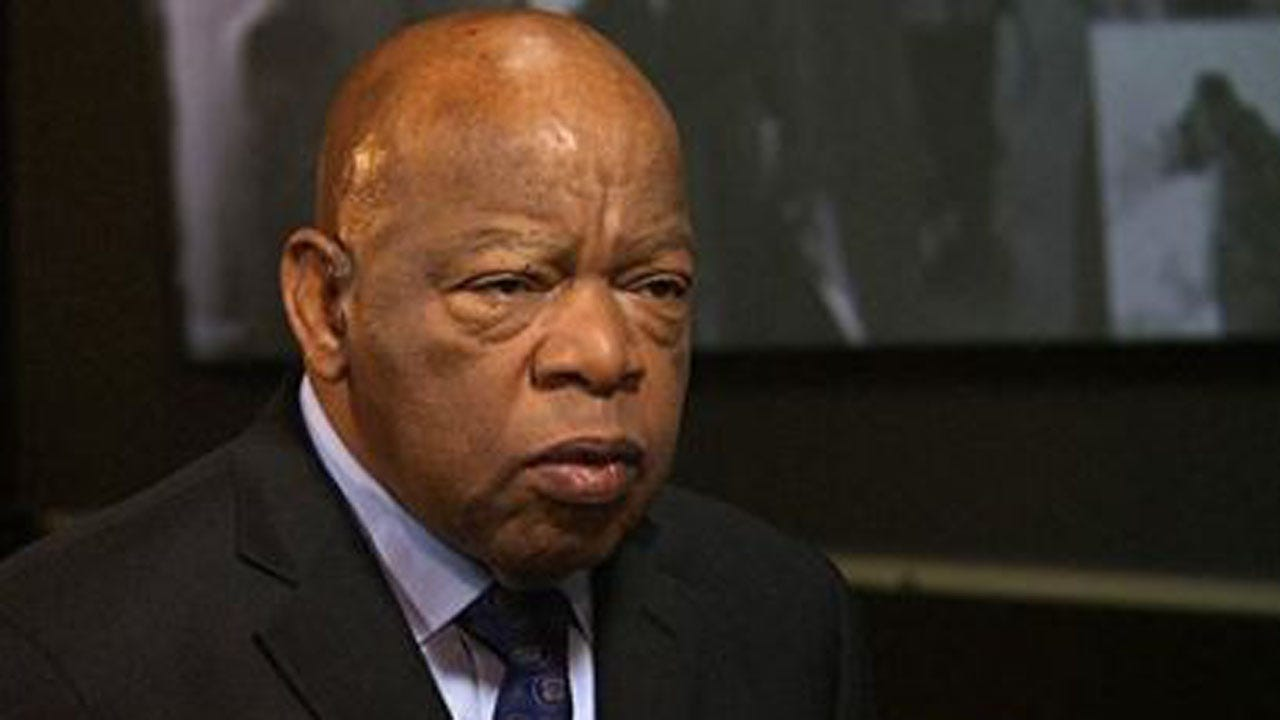Representative John Lewis Diagnosed With Stage IV Pancreatic Cancer