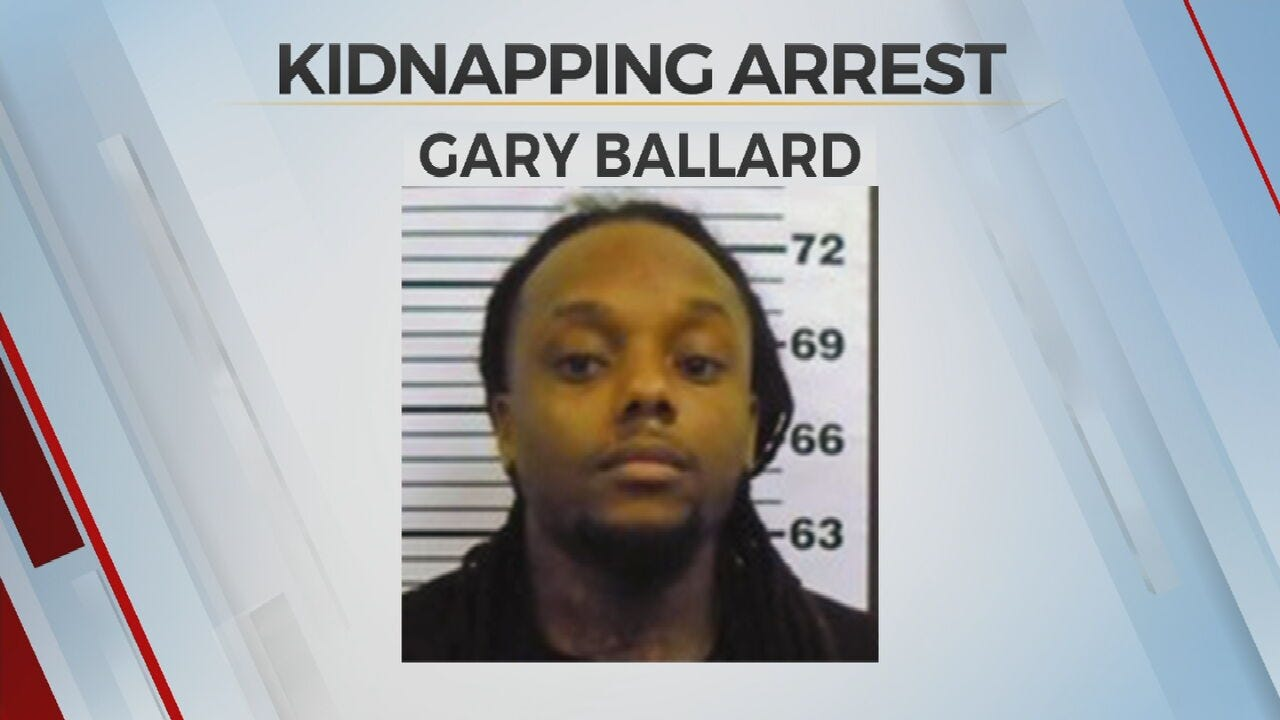 Tulsa Man Accused Of Human Trafficking, Kidnapping Arrested