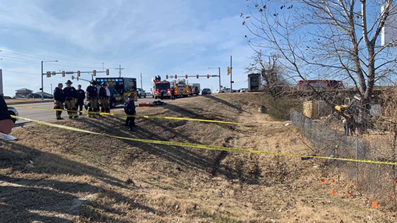 Missing Man's Body Found In Tulsa Storm Drain