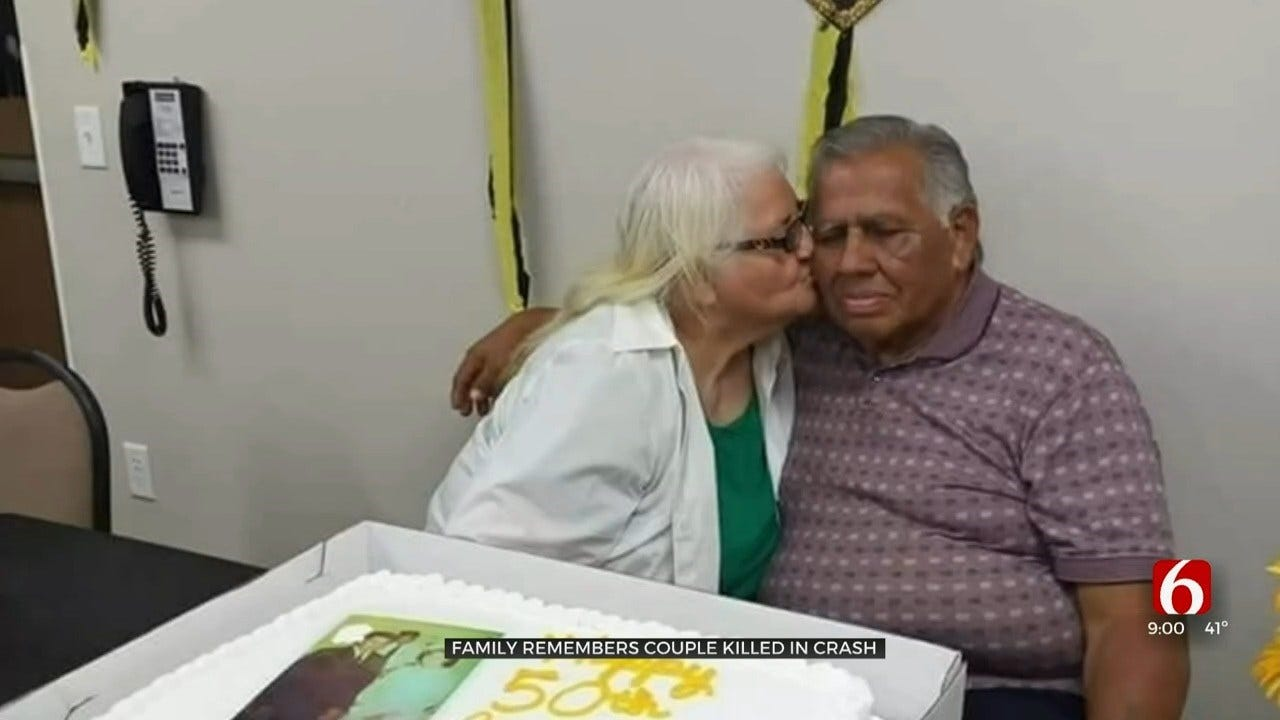 Oklahoma Couple Married Over 50 Years Dies In Tragic Accident