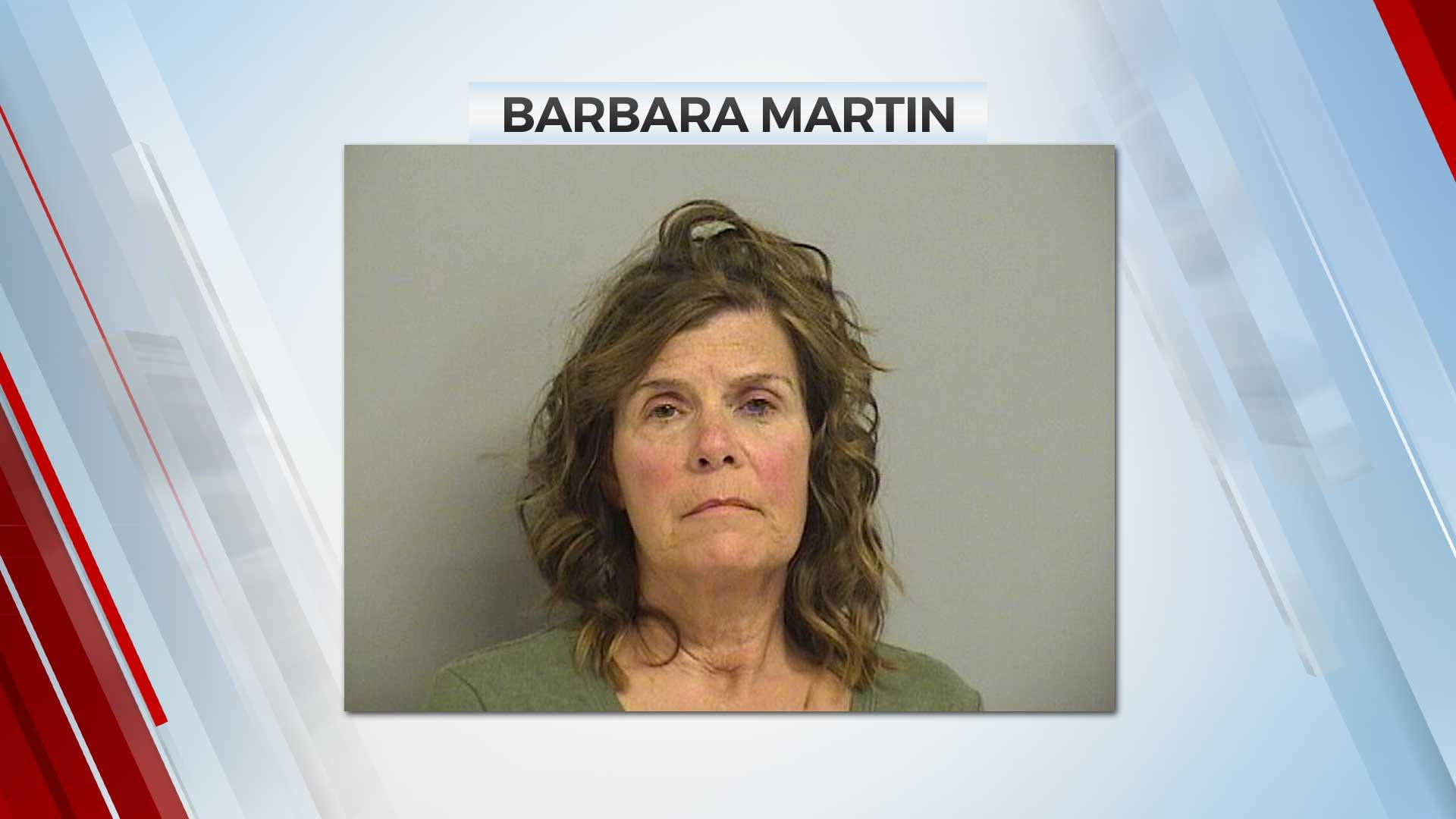 Tulsa Woman Arrested On DUI Complaint After Clipping Fire Truck
