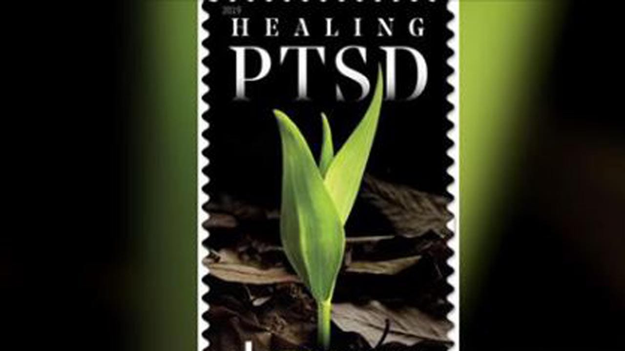 United States Postal Service Releases New Stamp Benefiting Veterans With PTSD