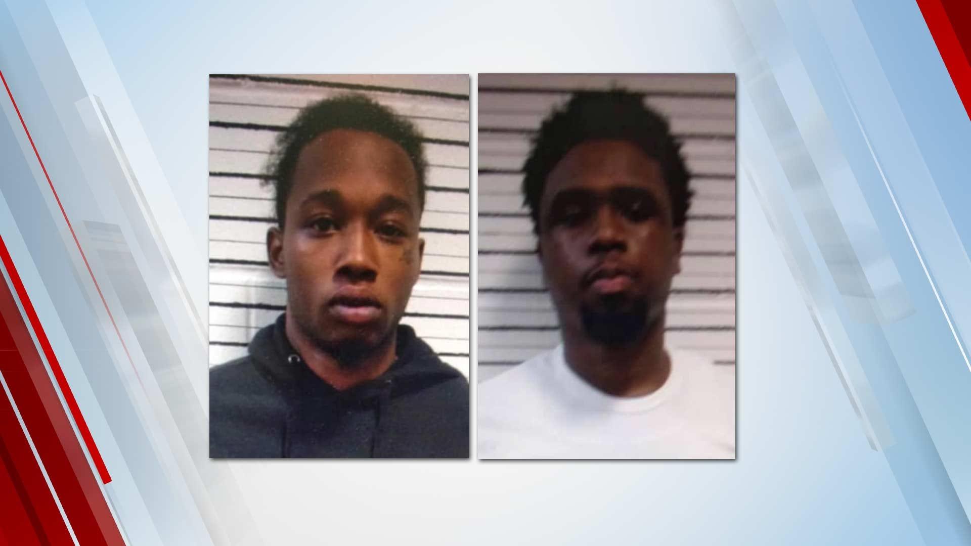 Haskell County Deputies Arrest Men Suspected In Credit Card Fraud Scheme