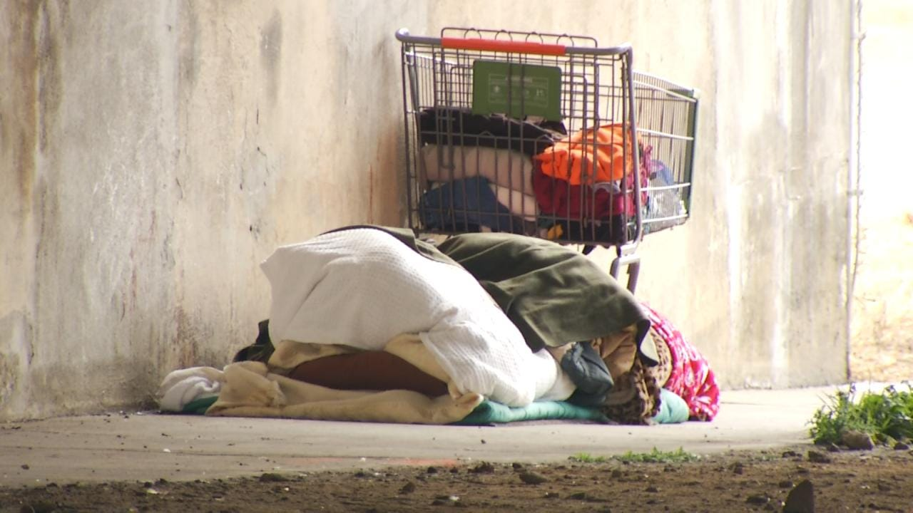 Official Survey Shows Rise In Tulsa Homeless Population