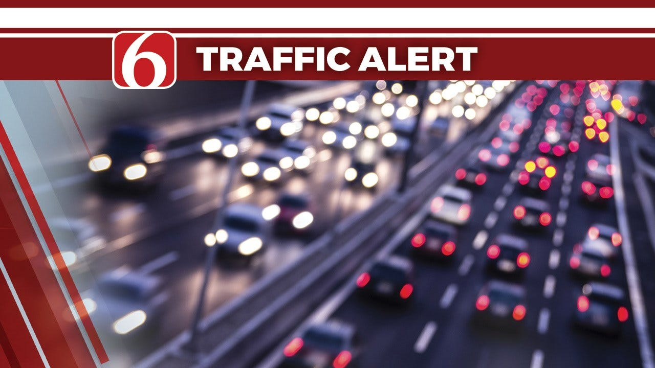 I-35 Back Open Between Blackwell, Braman In Kay County After Accident