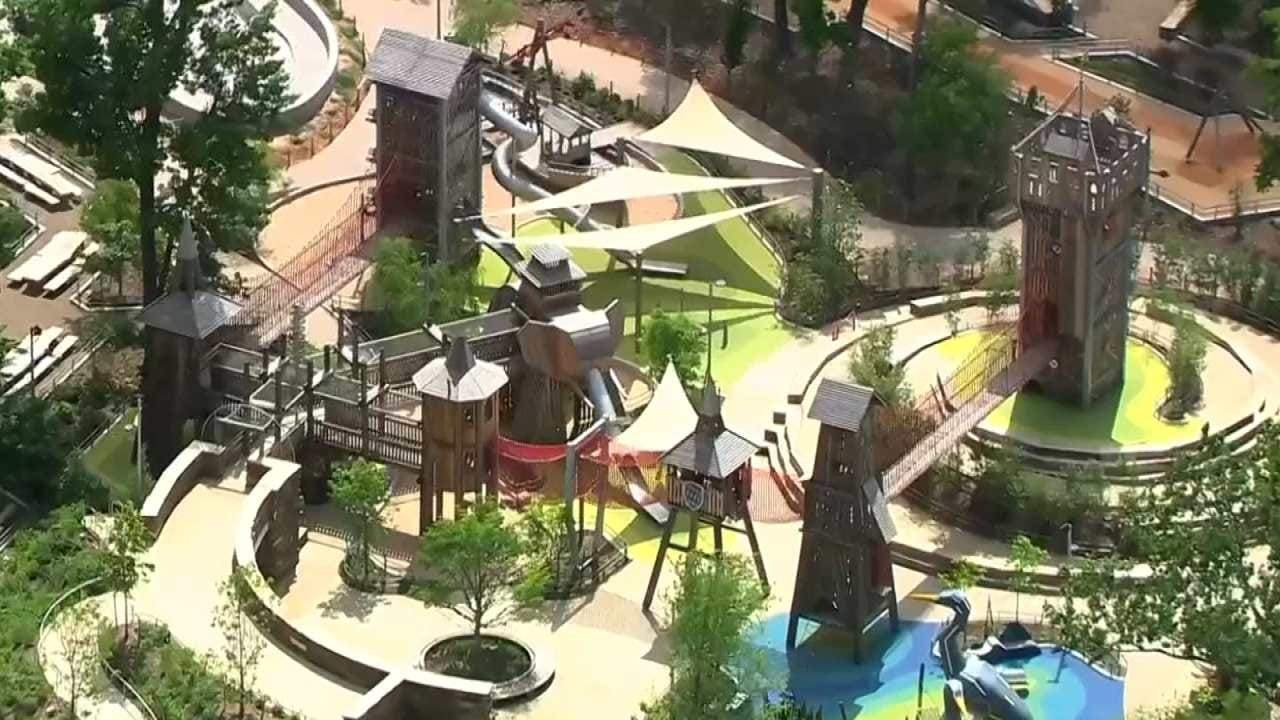 Major Announcement Set Friday For Tulsa's Gathering Place