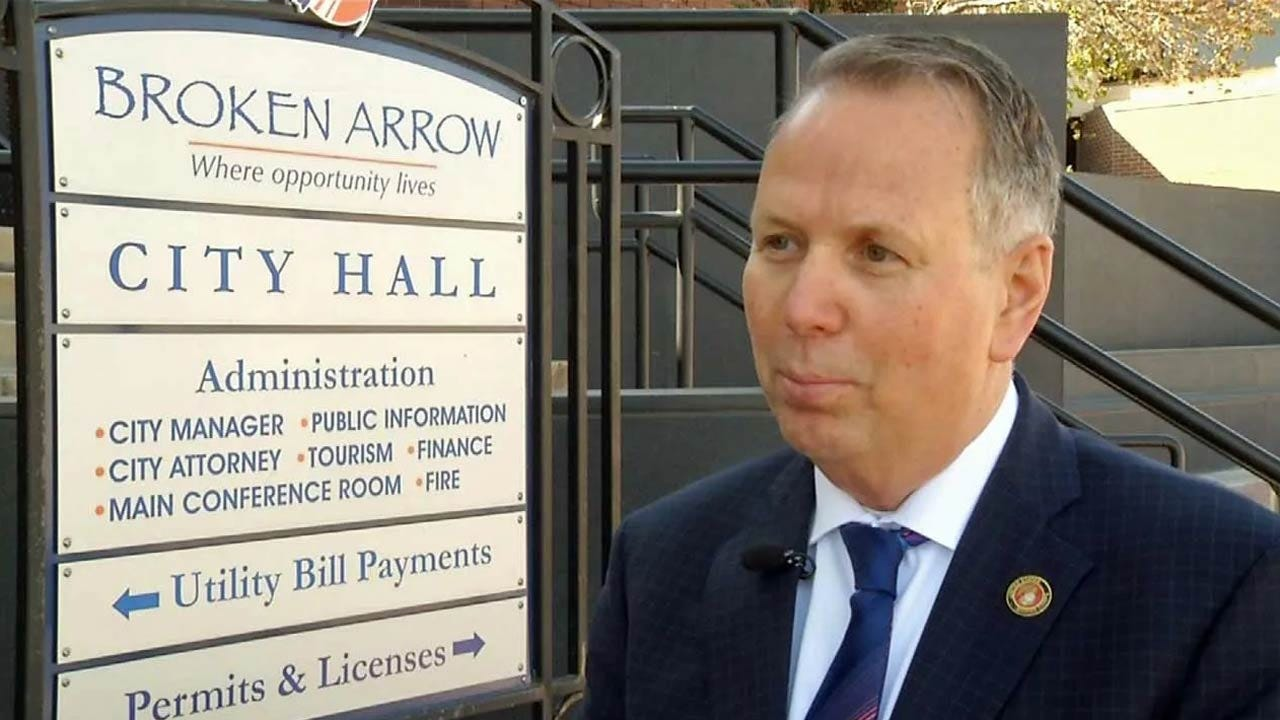 BA Mayor Pens Letter Of Support For President's Border Wall