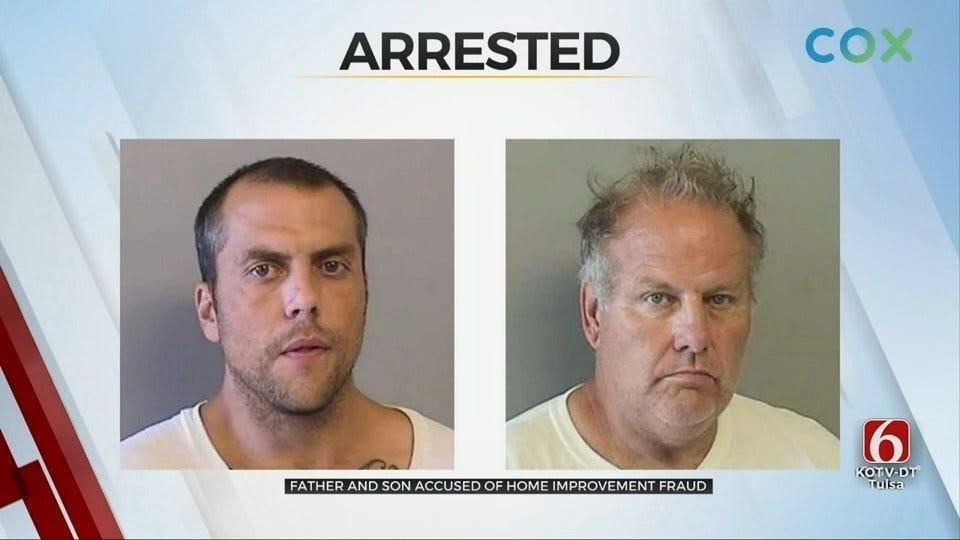 'Nosy' Neighbors Credited For Stopping Broken Arrow Home Repair Fraud