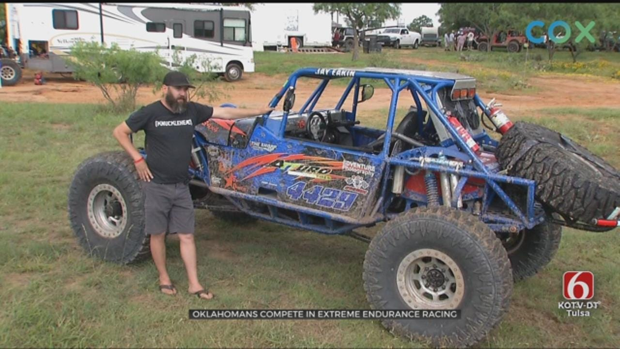 Oklahomans Tested By Extreme Off-Road Racing