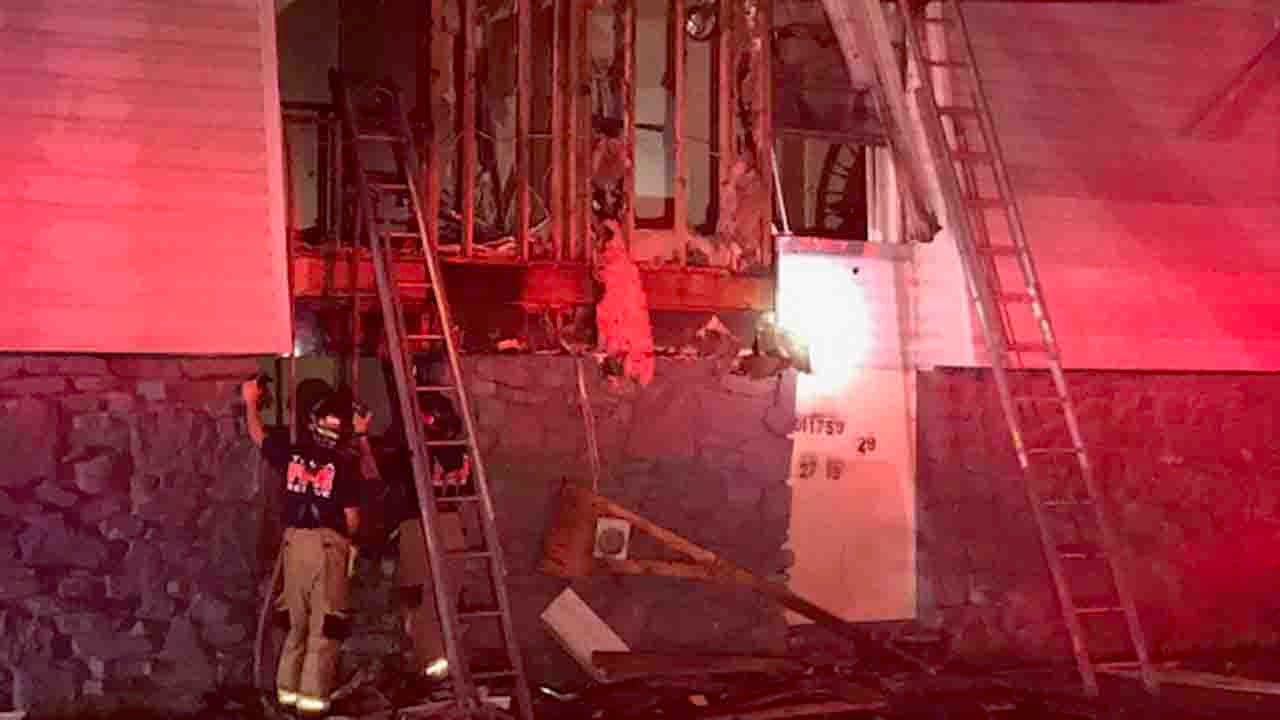 Arsonist Sets Fire To Vacant Tulsa Apartment Building, Investigators Say
