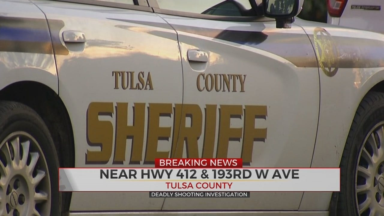 Tulsa County 'Gun Battle' Leaves 2 Dead, 1 Wounded