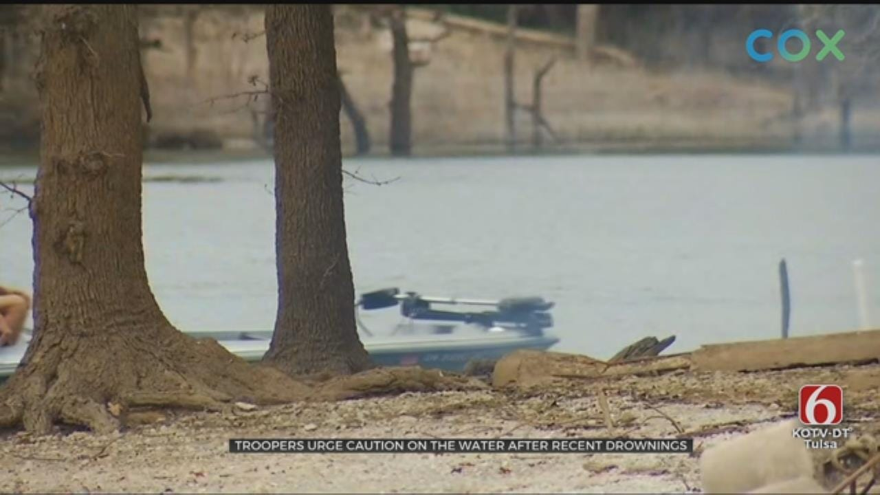 OHP Urges Caution On The Water After Recent Drownings