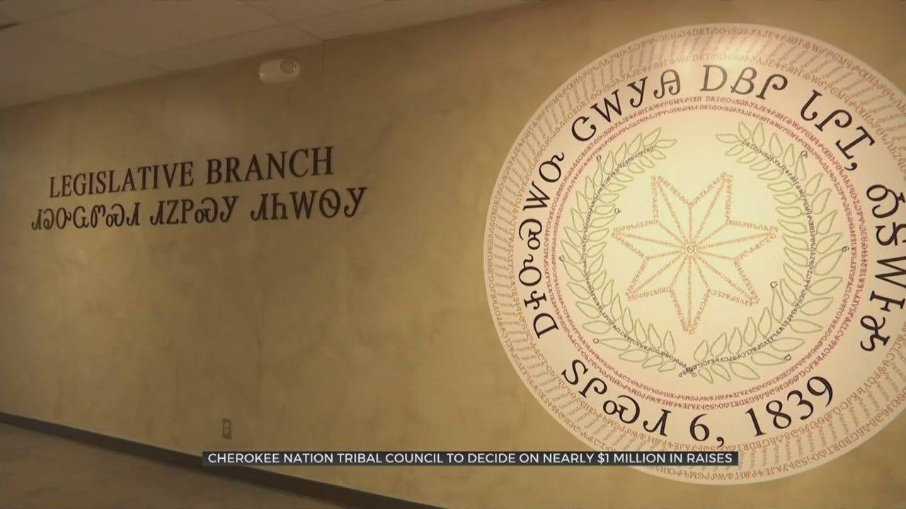 Cherokee Nation Votes On Nearly $1 Million Member Pay Raises