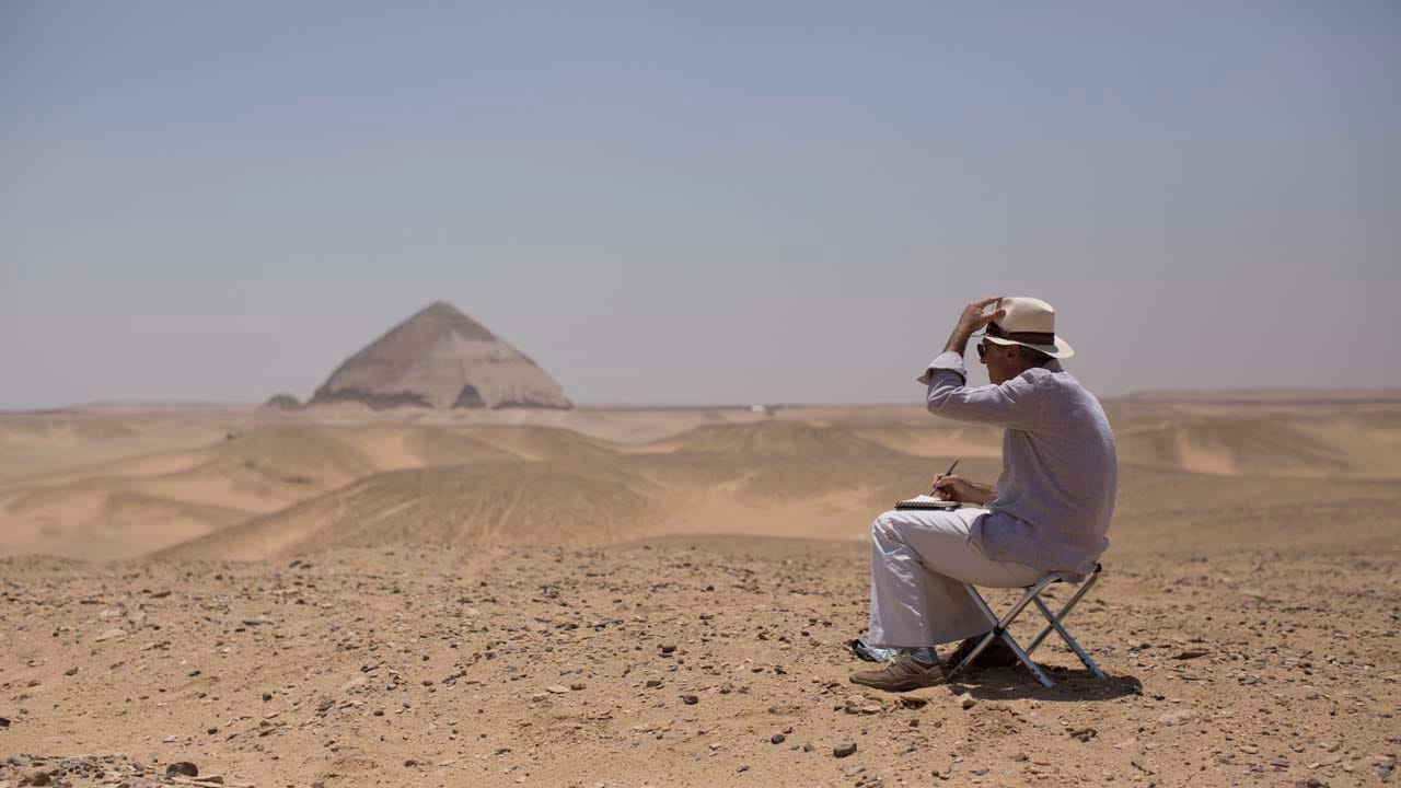 Egypt Opens 2 Of Its Oldest Pyramids For 1st Time Since 1960s