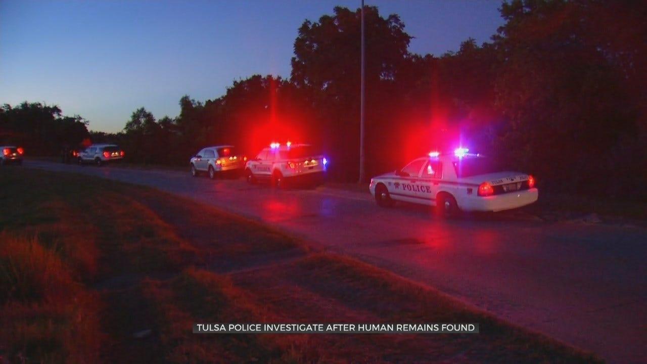 Tulsa Detectives Investigating Human Remains
